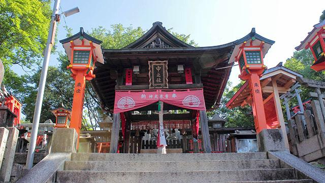 ニノ峰(伏見稲荷大社)