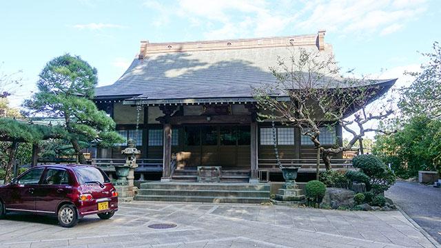 法源寺(江ノ電 江ノ島駅)