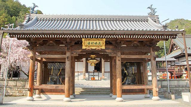 仁王門(本圀寺)