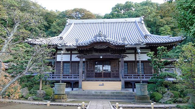 本蓮寺(江ノ電 江ノ島駅)