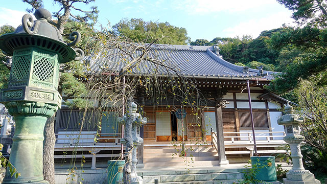 常立寺(江ノ電 江ノ島駅)