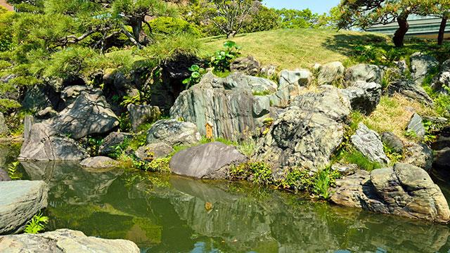 長瀞峡(清澄庭園)