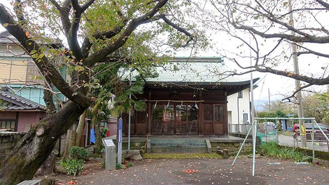 芦ノ湖水神社(長泉町観光)