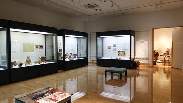 文化財展示館(長泉町観光)
