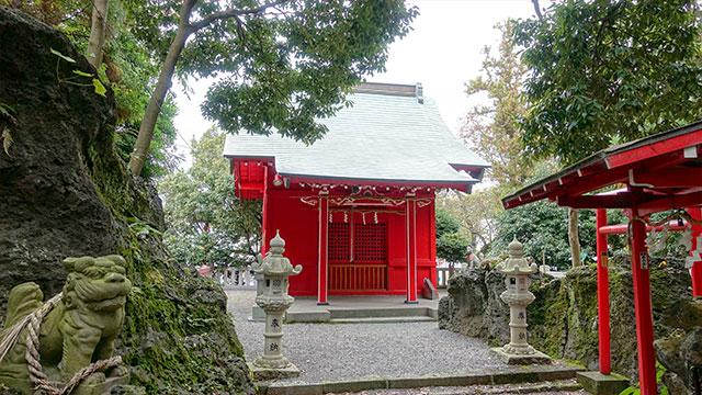 割狐塚稲荷神社(長泉町観光)