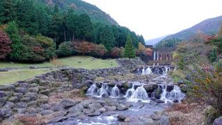 長泉町 水と緑の杜公園川遊びが存分に楽しめる夏におすすめの公園