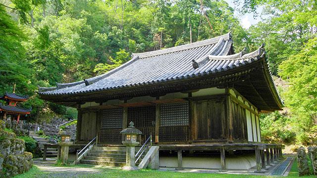 本堂(愛宕念仏寺)