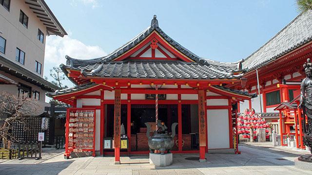 弁財天堂(六波羅蜜寺)
