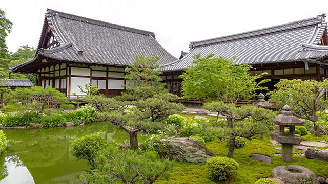 両足院(祇園)
