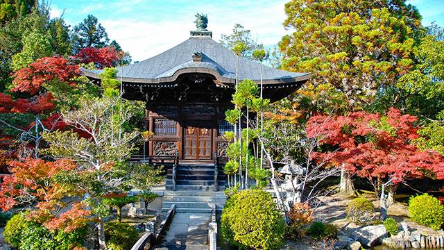 弁天堂(清涼寺)
