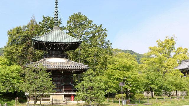 多宝塔(清涼寺)