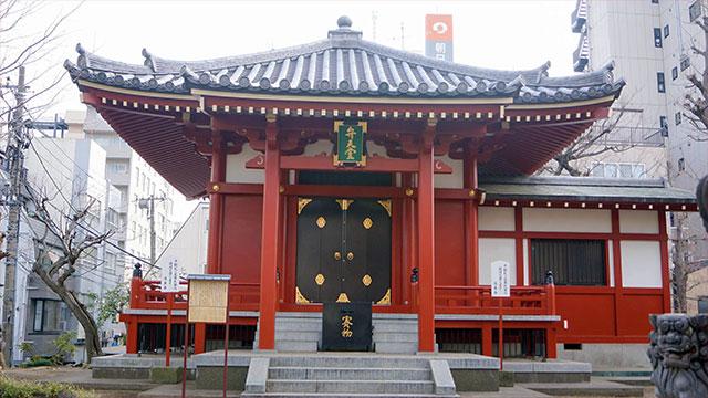 弁天堂(浅草寺)
