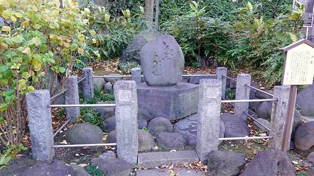 力石(浅草寺)