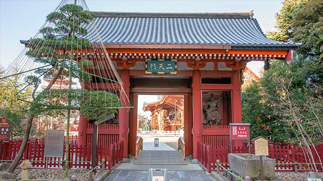 二天門(浅草寺)