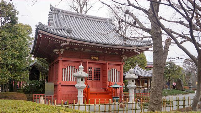 薬師堂(浅草寺)
