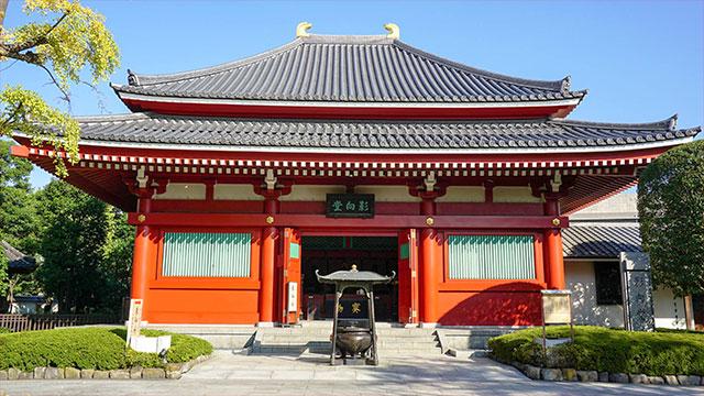影向堂(浅草寺)