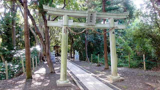 貴船神社(清水町観光)