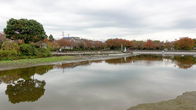 丸池(清水町観光)
