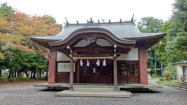 八幡神社(清水町観光)