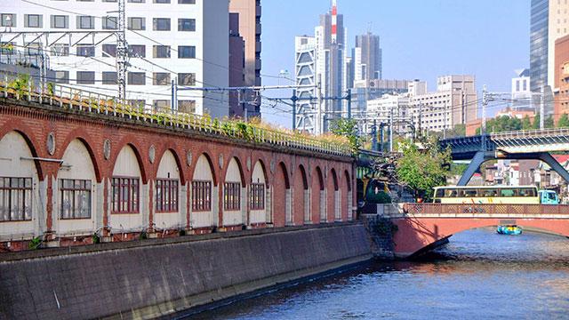 紅梅河岸高架橋(昌平橋)