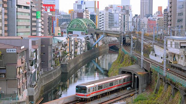 丸ノ内線(昌平橋)