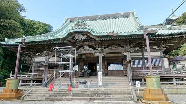 瀧口寺(江ノ電 江ノ島駅)