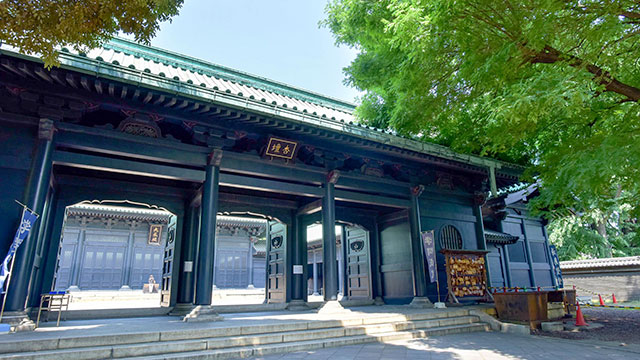 杏壇門(湯島聖堂)