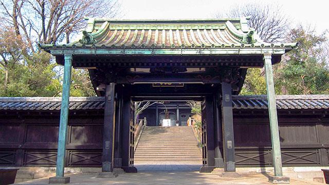 入徳門(湯島聖堂)
