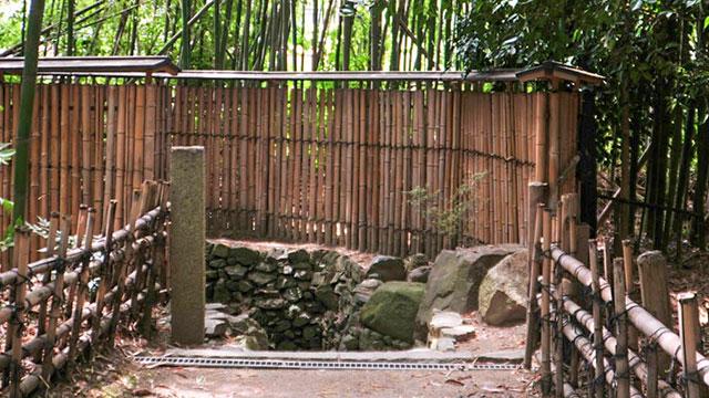 化粧井戸(随心院)