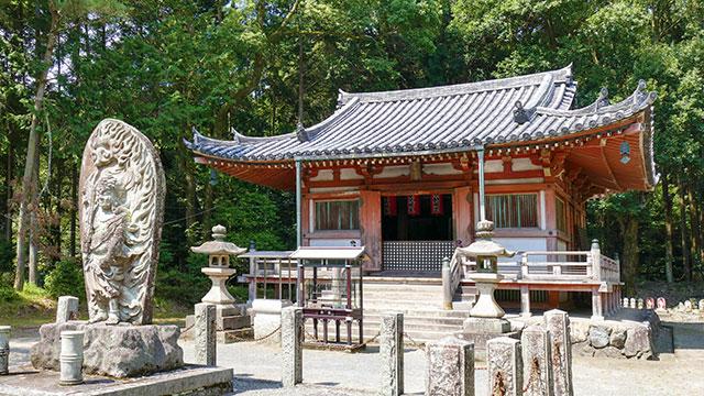 護摩道場(醍醐寺)