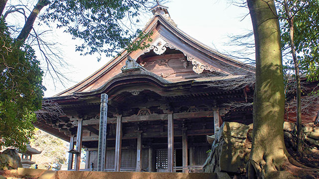 開山堂(醍醐寺)