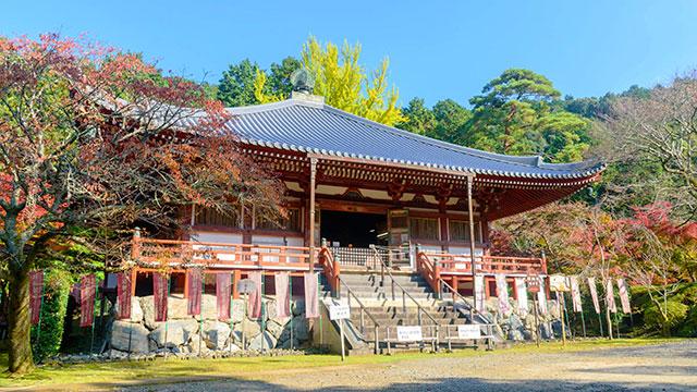 観音堂(醍醐寺)
