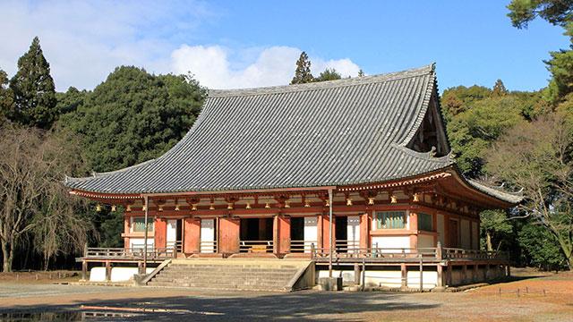 金堂(醍醐寺)