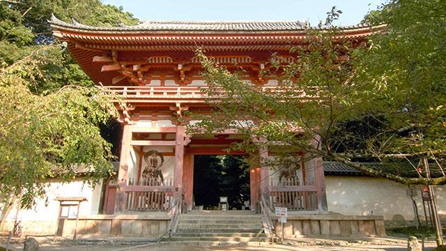 西大門(醍醐寺)