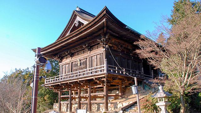如意輪堂(醍醐寺)
