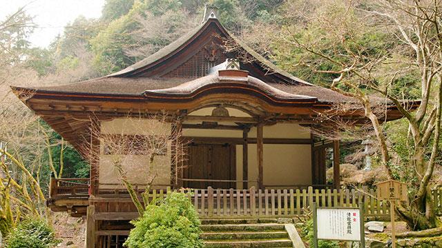 清瀧宮拝殿(醍醐寺)