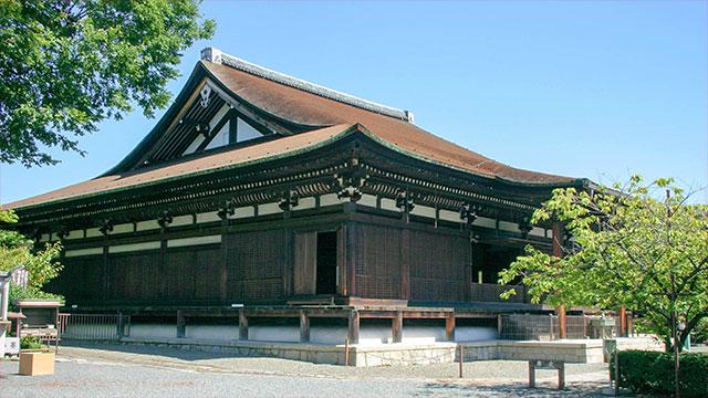 本堂(大報恩寺)