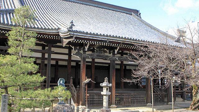 本堂(本法寺)