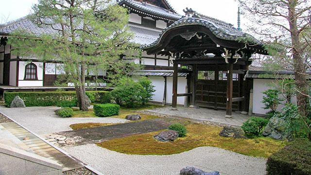 十の庭(本法寺)