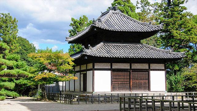 金堂(法輪寺)