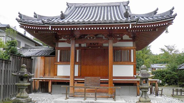 妙見堂(法輪寺)