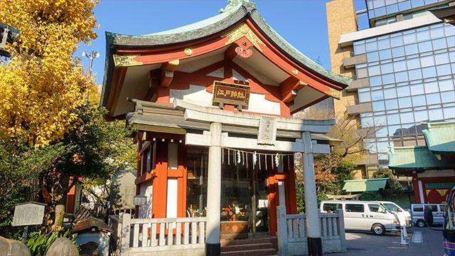 江戸神社(神田明神)