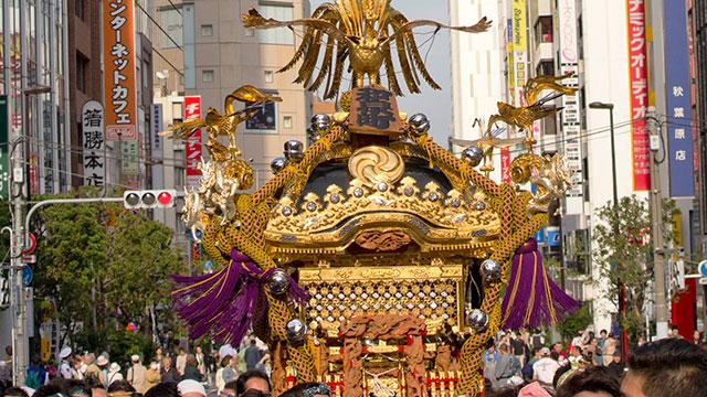 神田祭(神田明神)