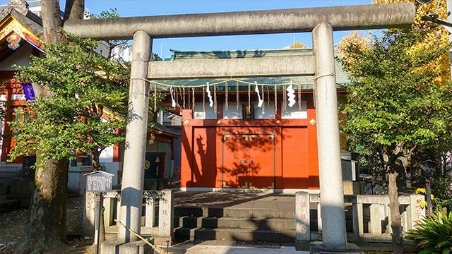 大伝馬町八雲神社(神田明神)