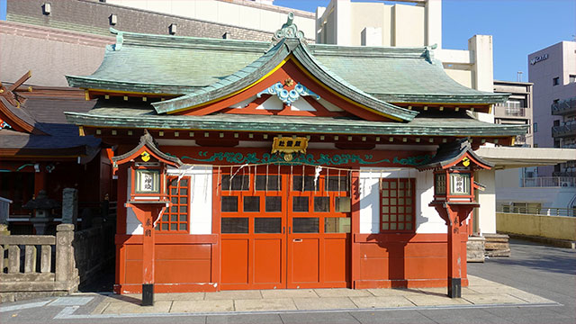 祖霊社(神田明神)