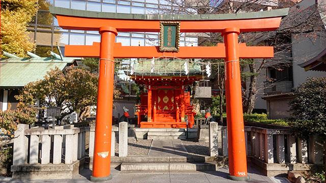 末廣稲荷神社(神田明神)