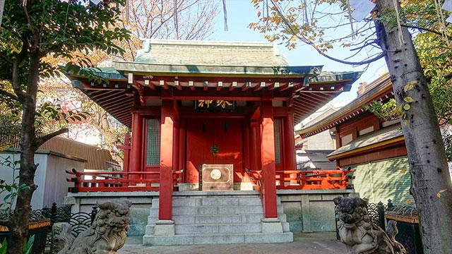 水神社(神田明神)
