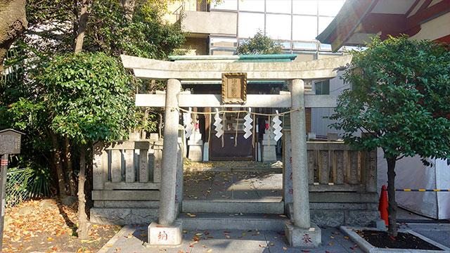 浦安稲荷神社(神田明神)