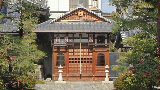 寿老人神堂(革堂)