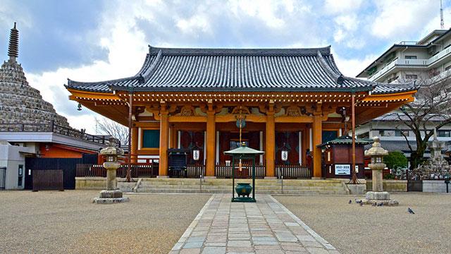 本堂(壬生寺)